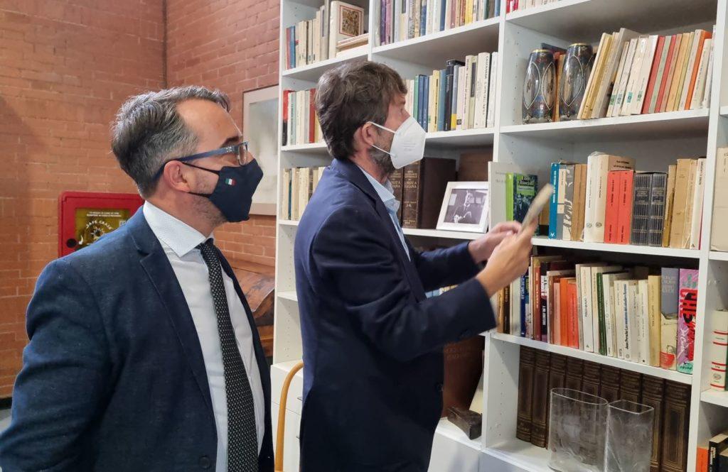 calvino biblioteca nazionale casa