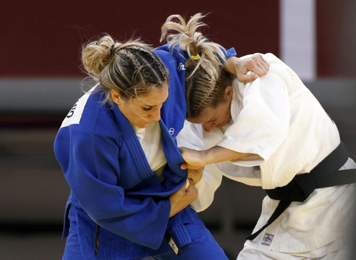centracchio judo foto coni
