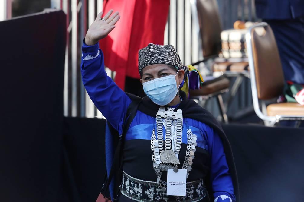 cile elisa loncon mapuche