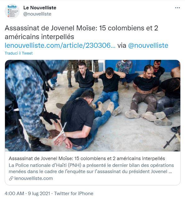 le nouvelliste_haiti