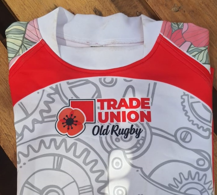 maglia trade union old rugby