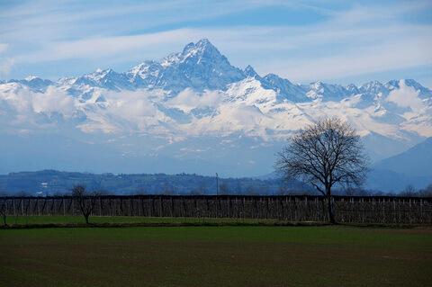 Montagna Piemonte Monviso