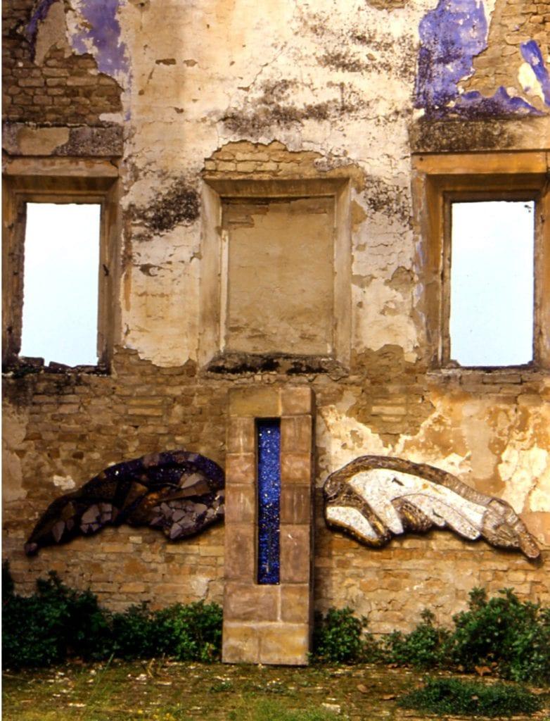 mosaici contemporanei ravenna