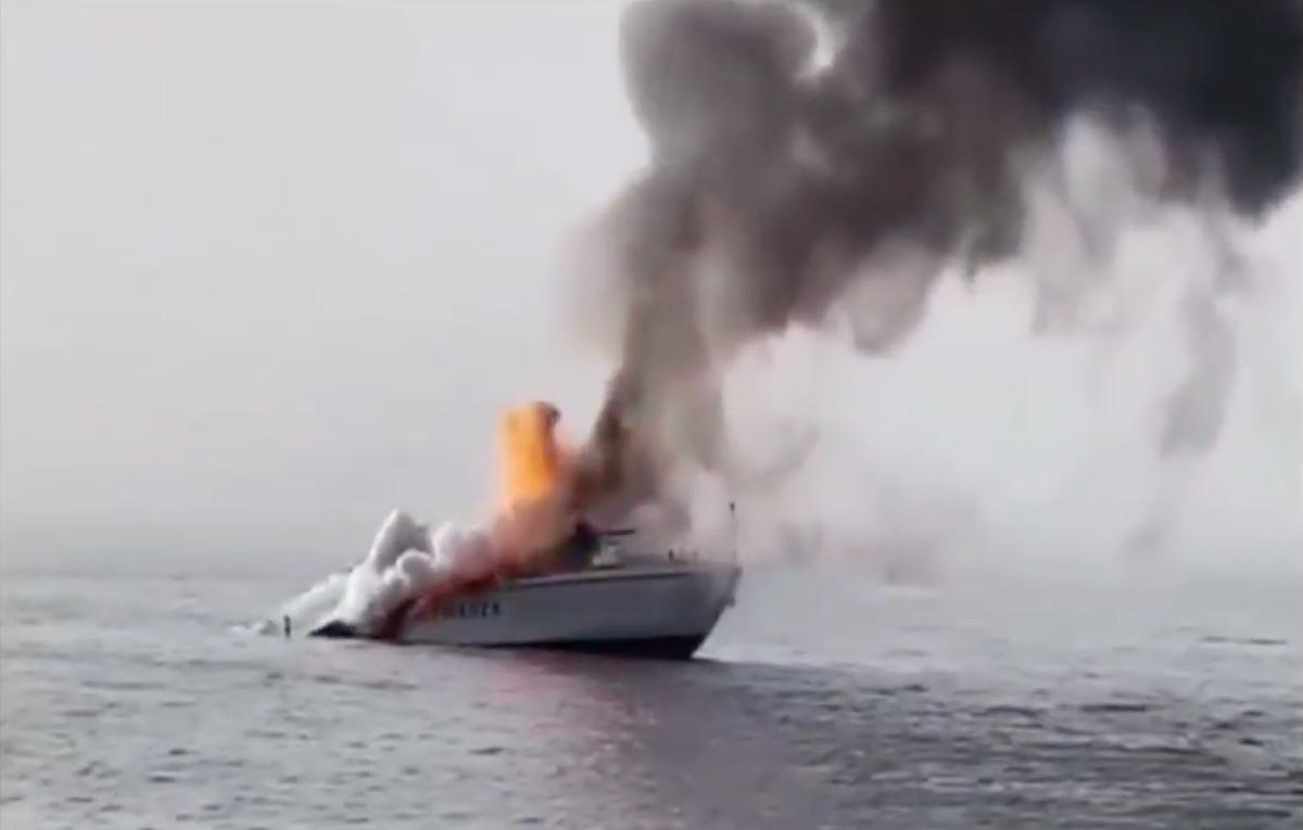 nave gdf affondata