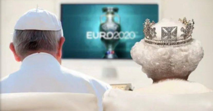 papa e regina