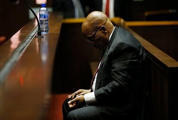 presidente sudafrica jacob zuma