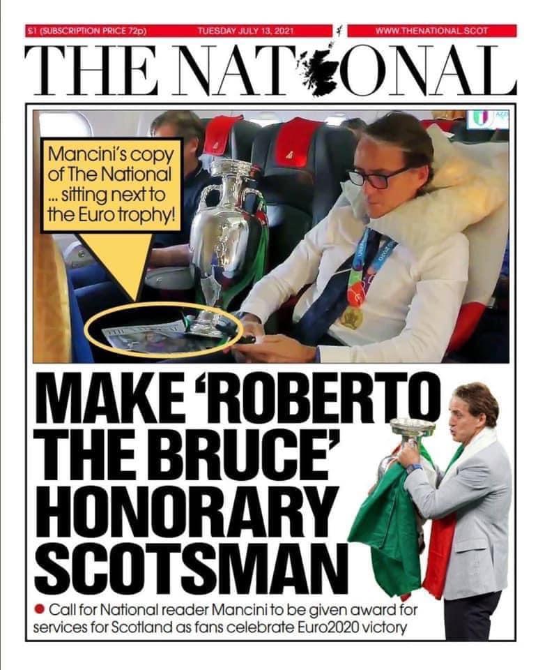 copertina the national