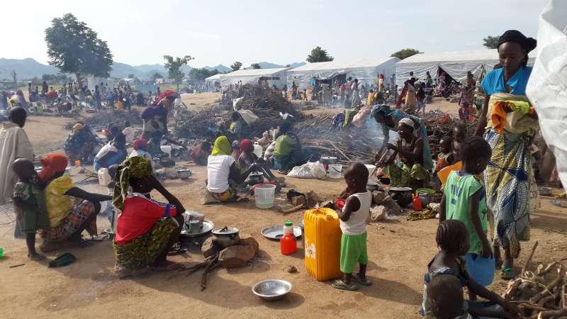 camerun sfollati