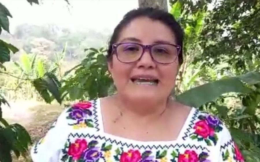 Gisela Illescas campesina messicana coordinatrice Café Femcafé