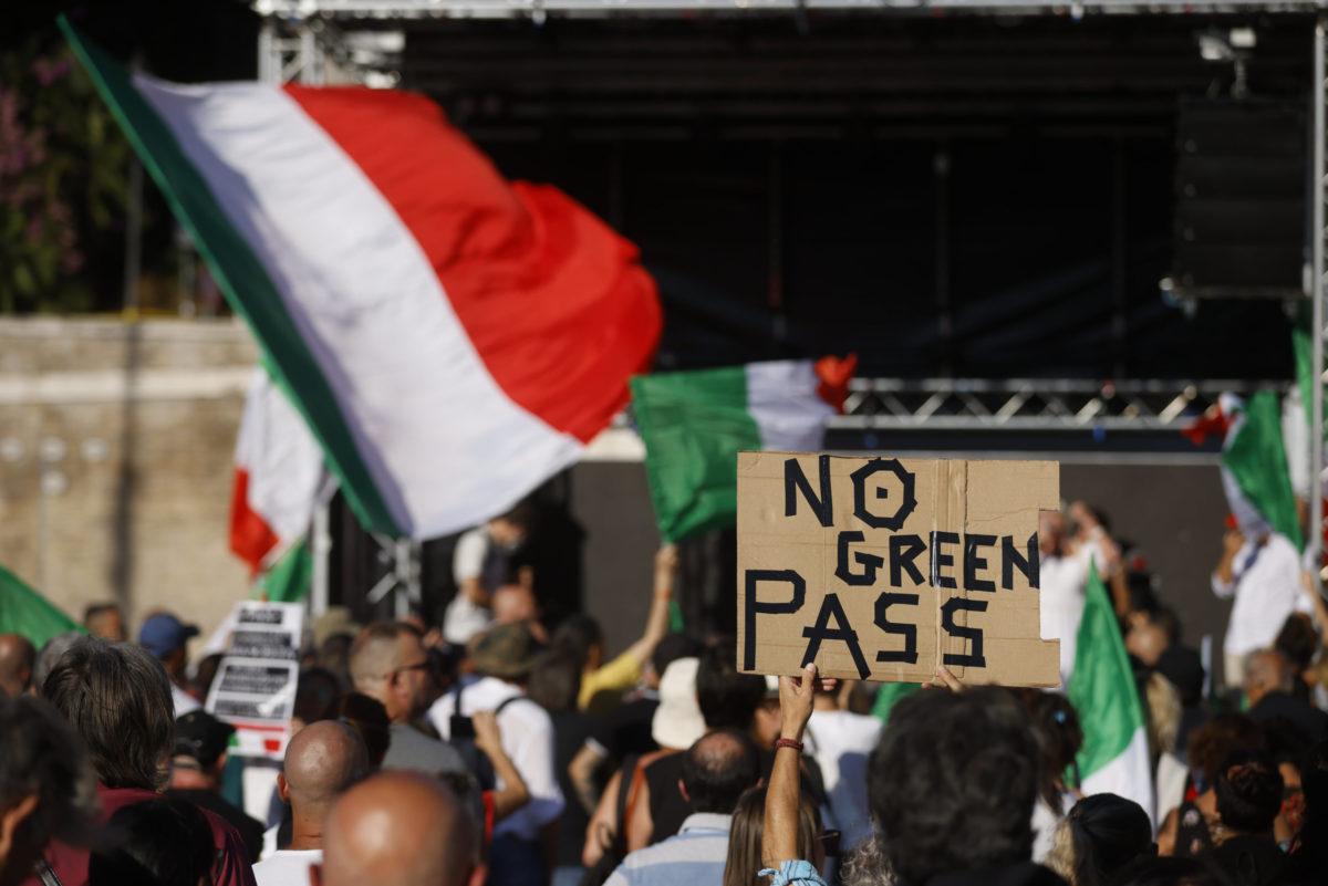 no_green_pass