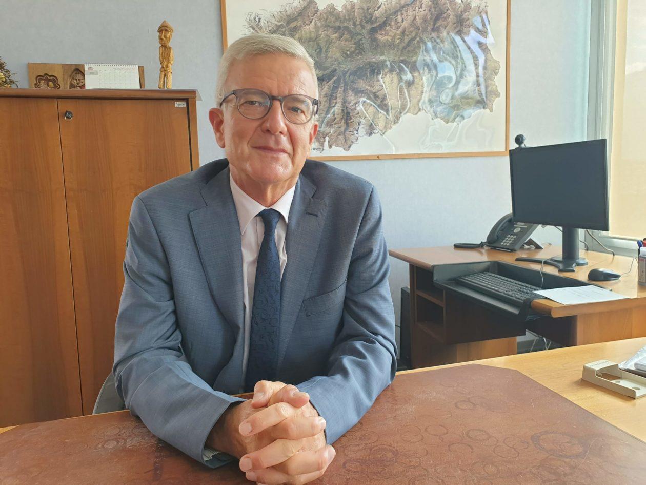 Massimo Uberti commissario straordinario Usl VDA