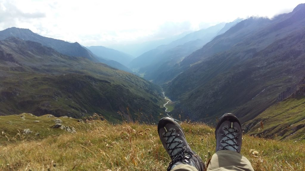 Montagna scarponi