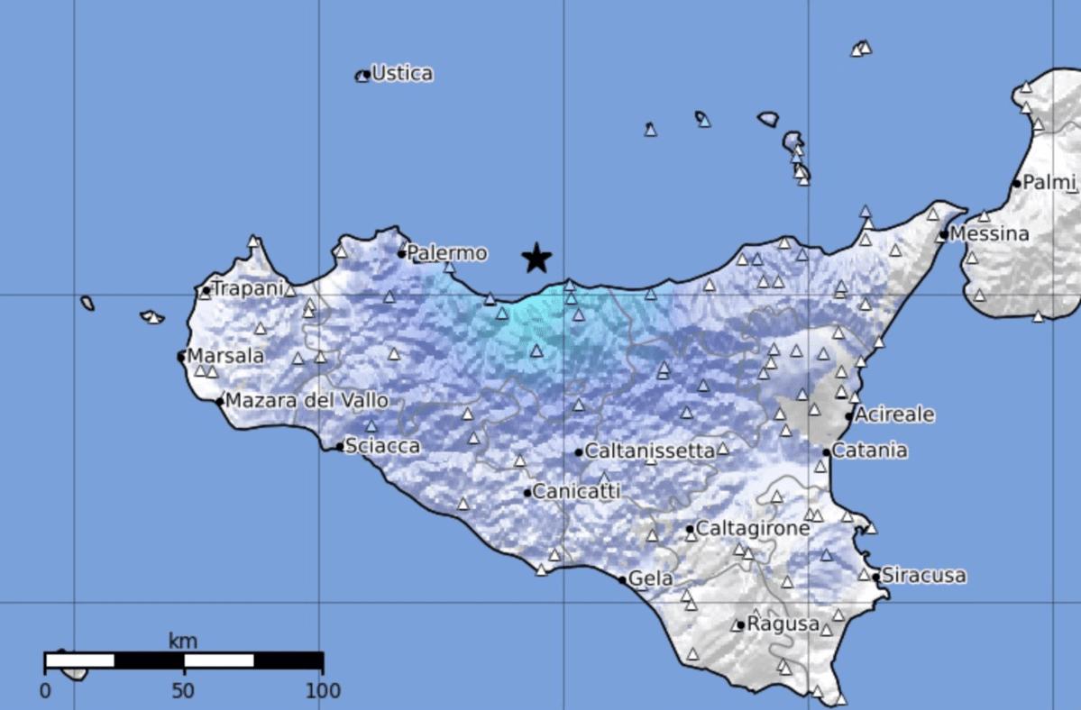 terremoto Palermo