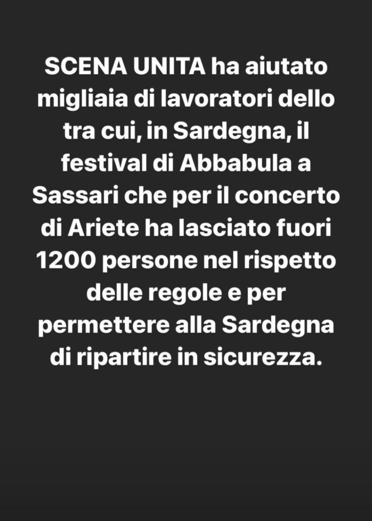 Storie Instagram Fedez