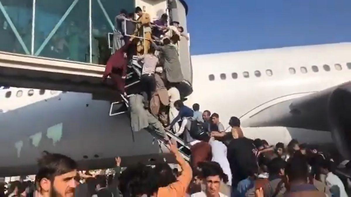 afghanistan aeroporto