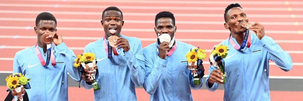 atleti botswana tokyo 2020