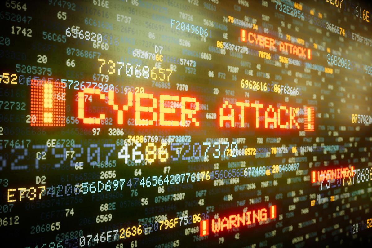 attacco cyber