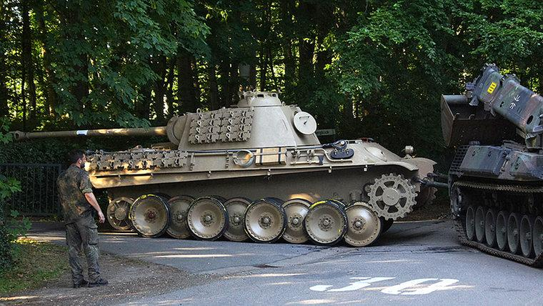 carro armato nazista