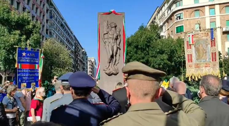 commemorazione eccidio piazzale loreto milano
