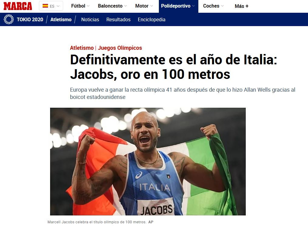 jacobs marcell stampa estera