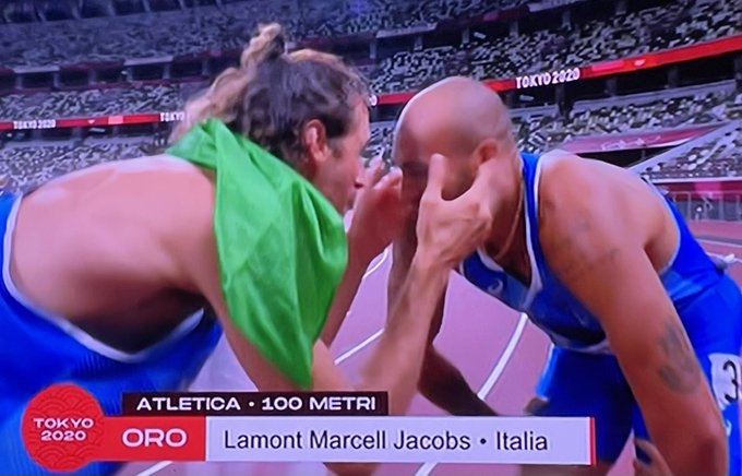 marcell jacobs gianmarco tamberi
