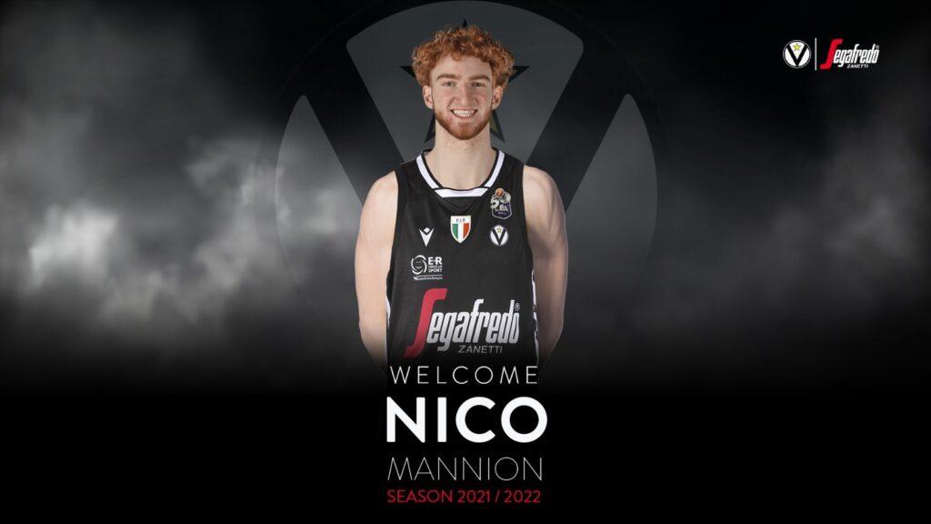 Nico Mannion Virtus Bologna
