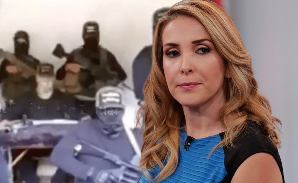 messico giornalista minacciata