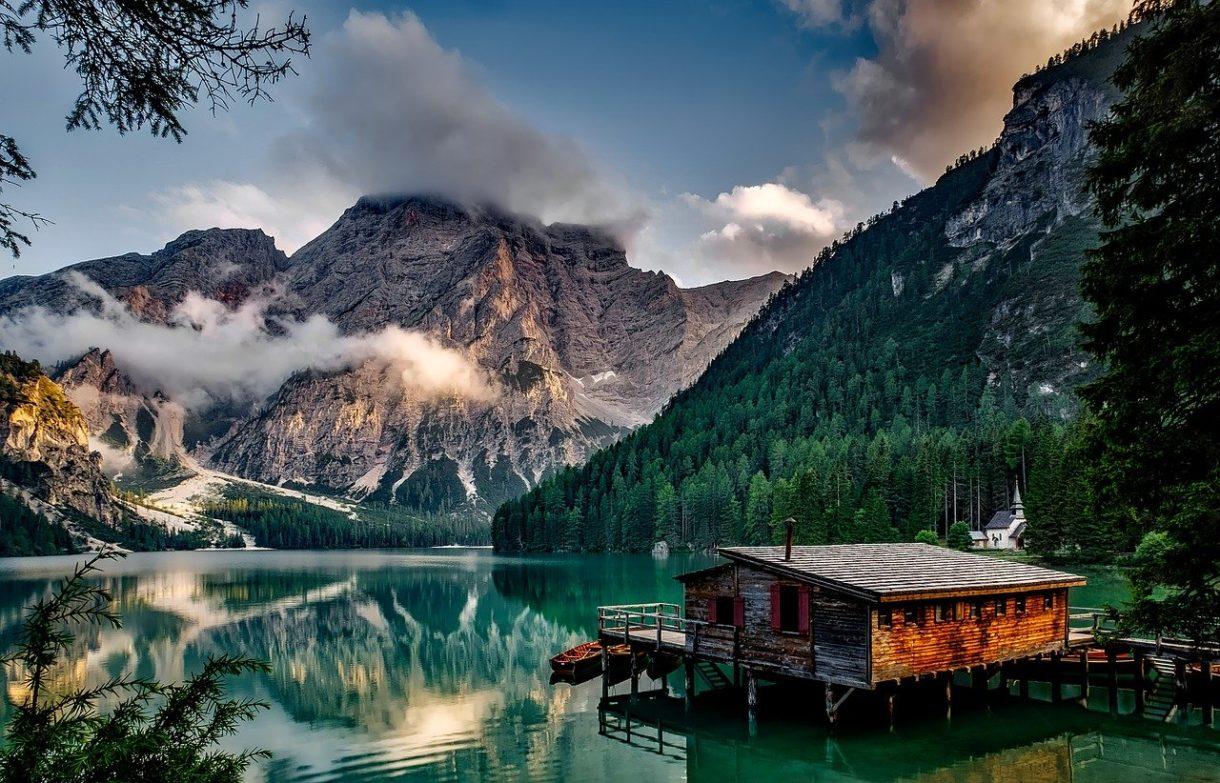 Lago di Braies, Alto Adige