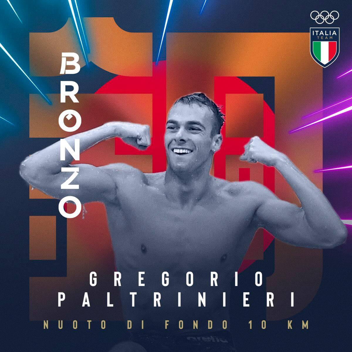 gregorio paltrinieri olimpiadi