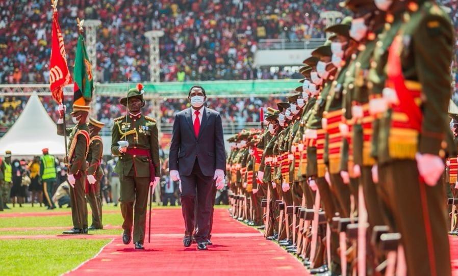 zambia presidente hichilema