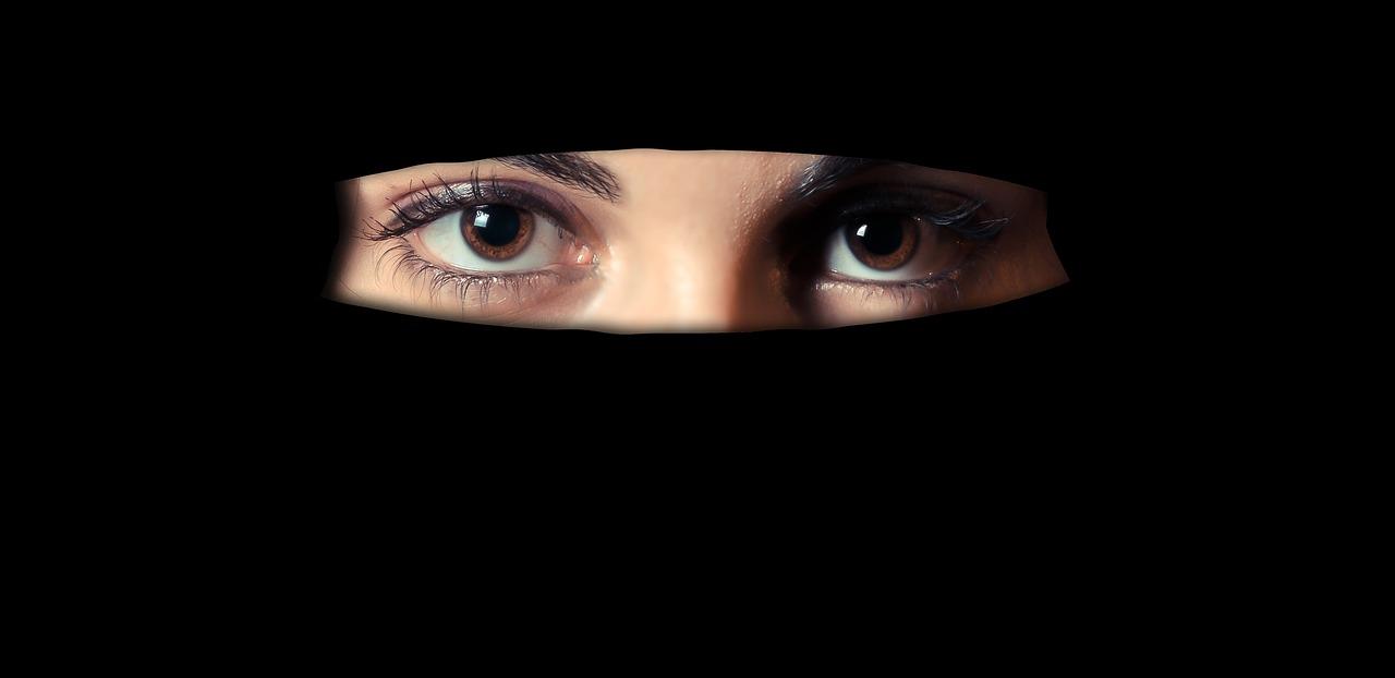 Niqab velo donne afghane donna burqa