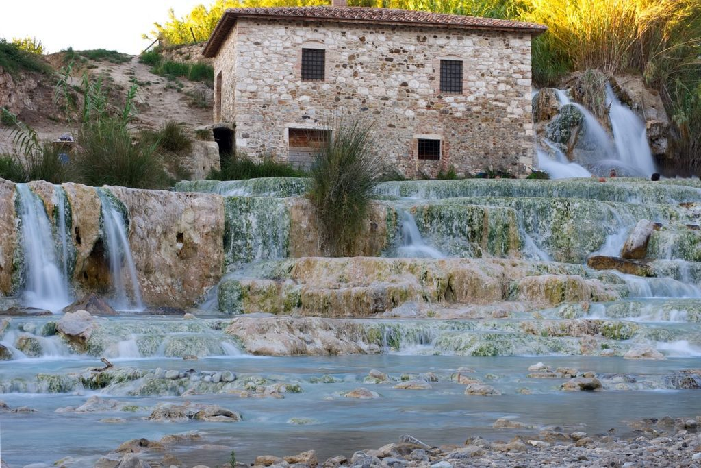 Terme di Saturnia, Toscana