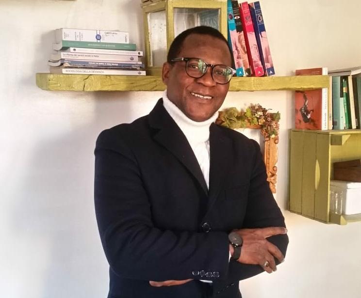 Boubacar Diallo portavoce in Italia di Union des Forces Démocratiques de Guinée (Ufdg)