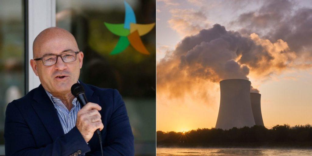 roberto cingolani nucleare