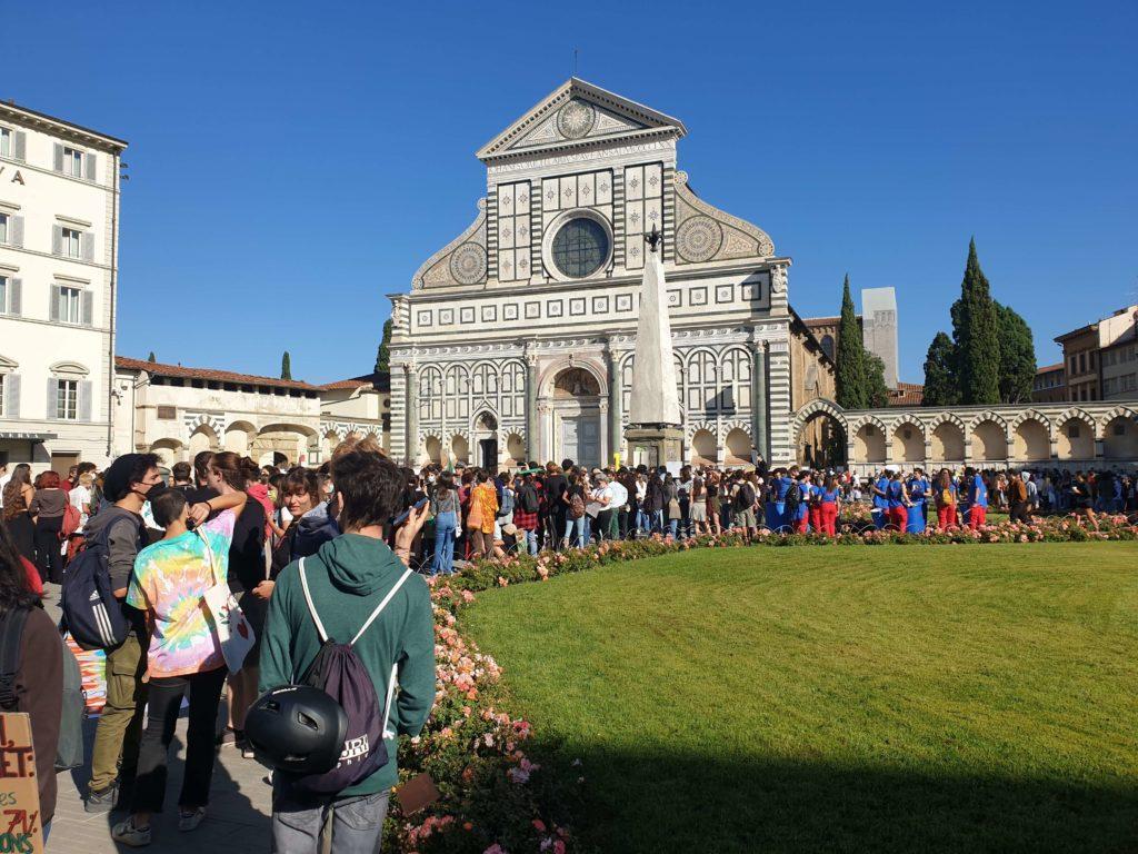 Firenze fridays for future
