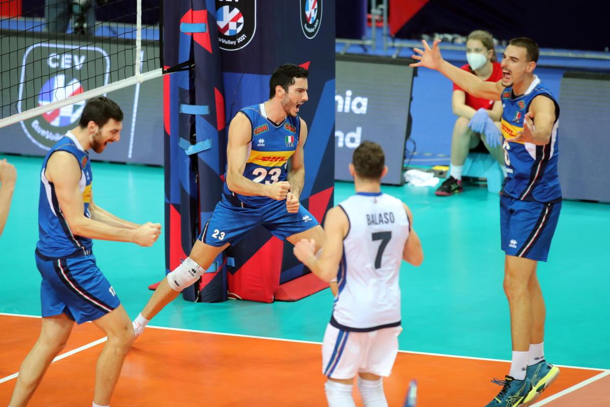 italia campione europa pallavolo