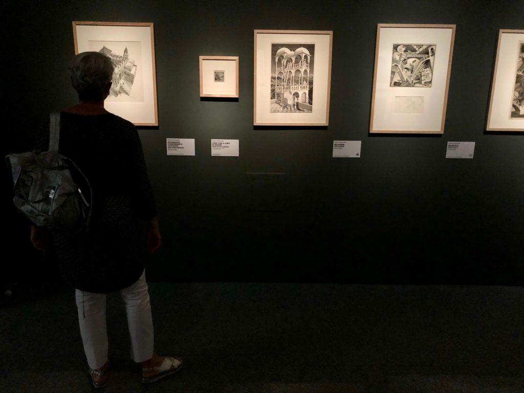 Mostra Escher Palazzo Ducale Genova