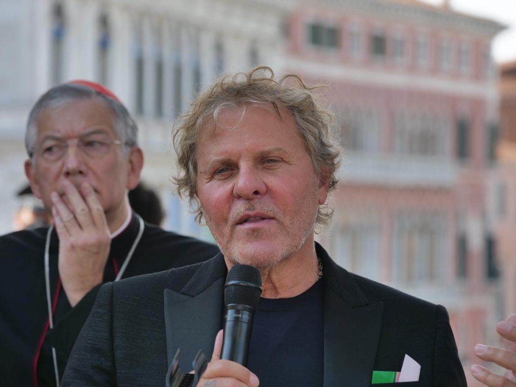 Renzo Rosso restauro ponte rialto venezia