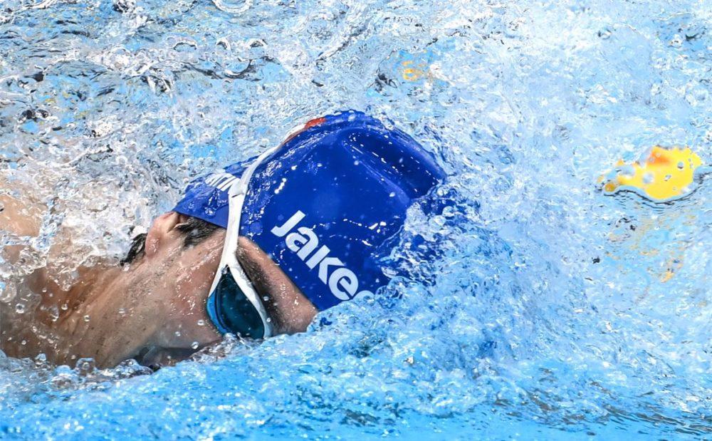 antonio fantin nuoto paralimpiadi