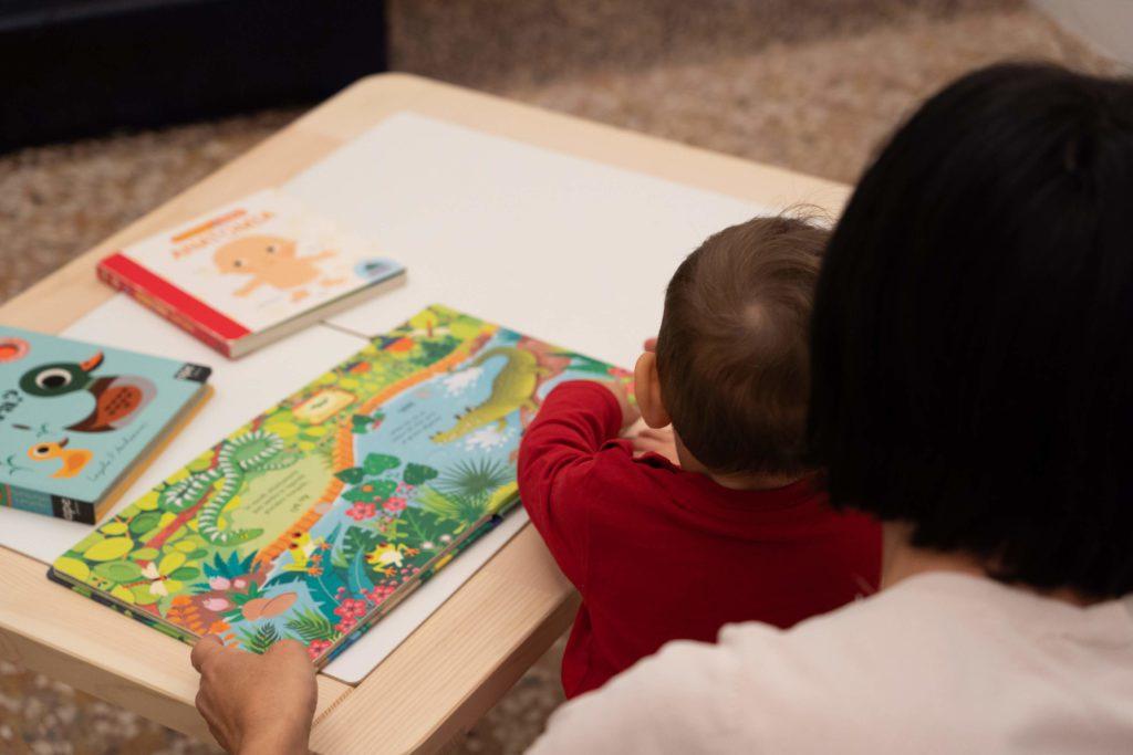 baby pit-stop per allattamento nei musei