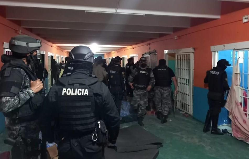 guayaquil carcere ecuador