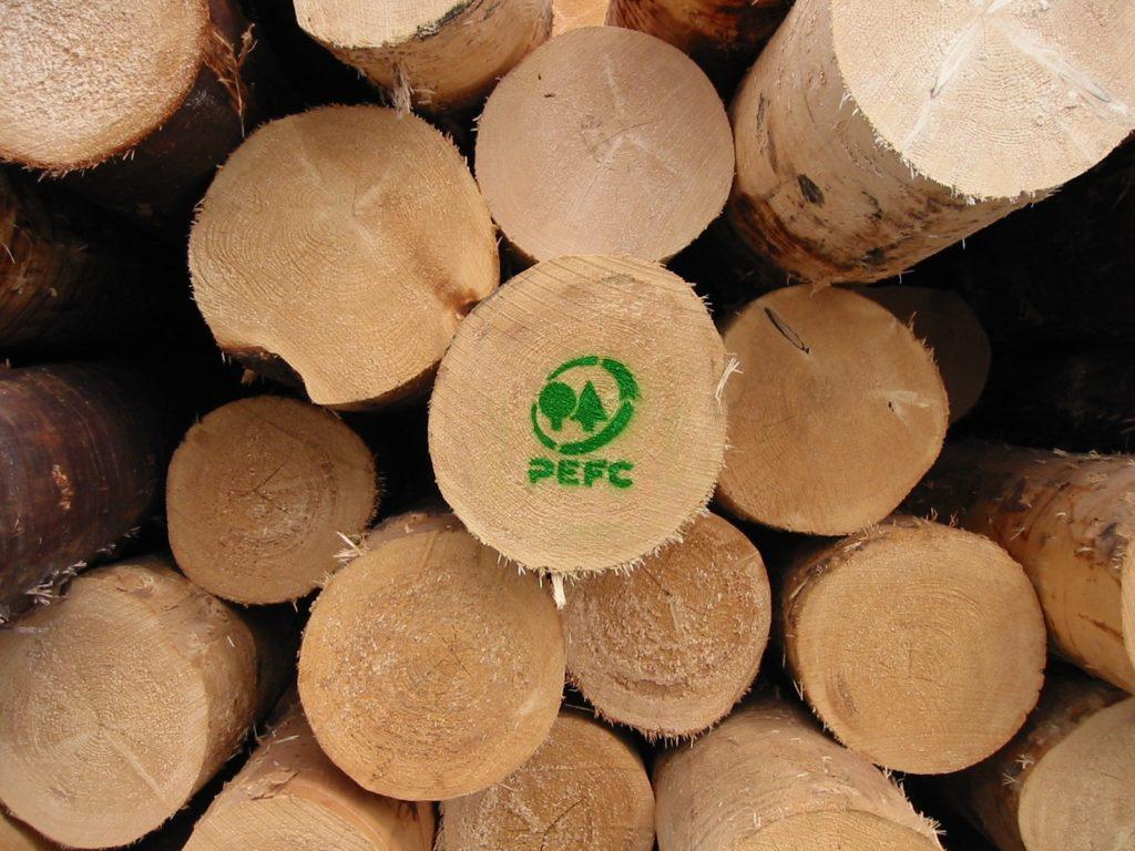certificazione Pefc foreste amiche