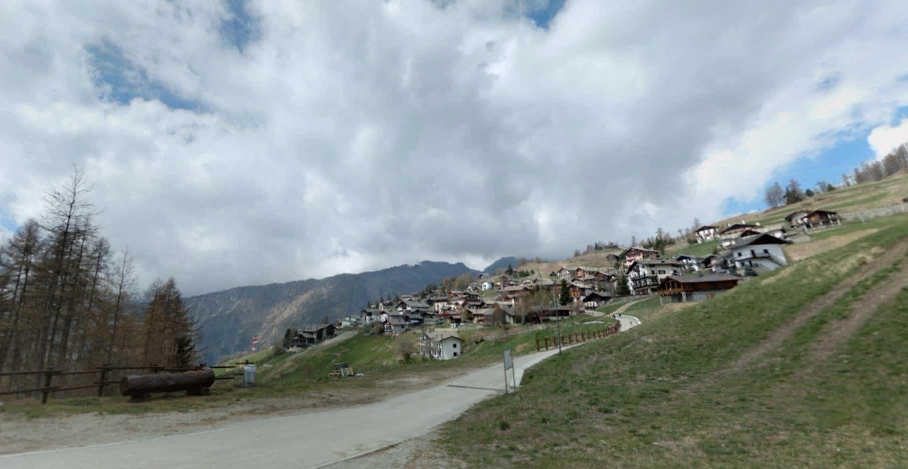 chamois valle d'Aosta