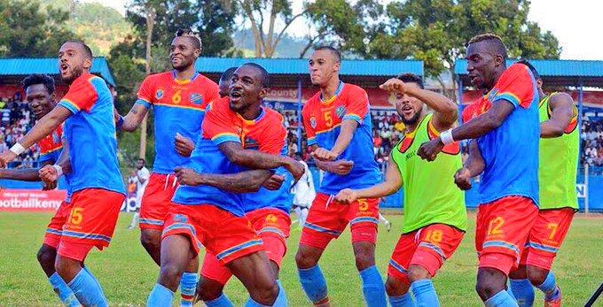 nazionale congo calcio