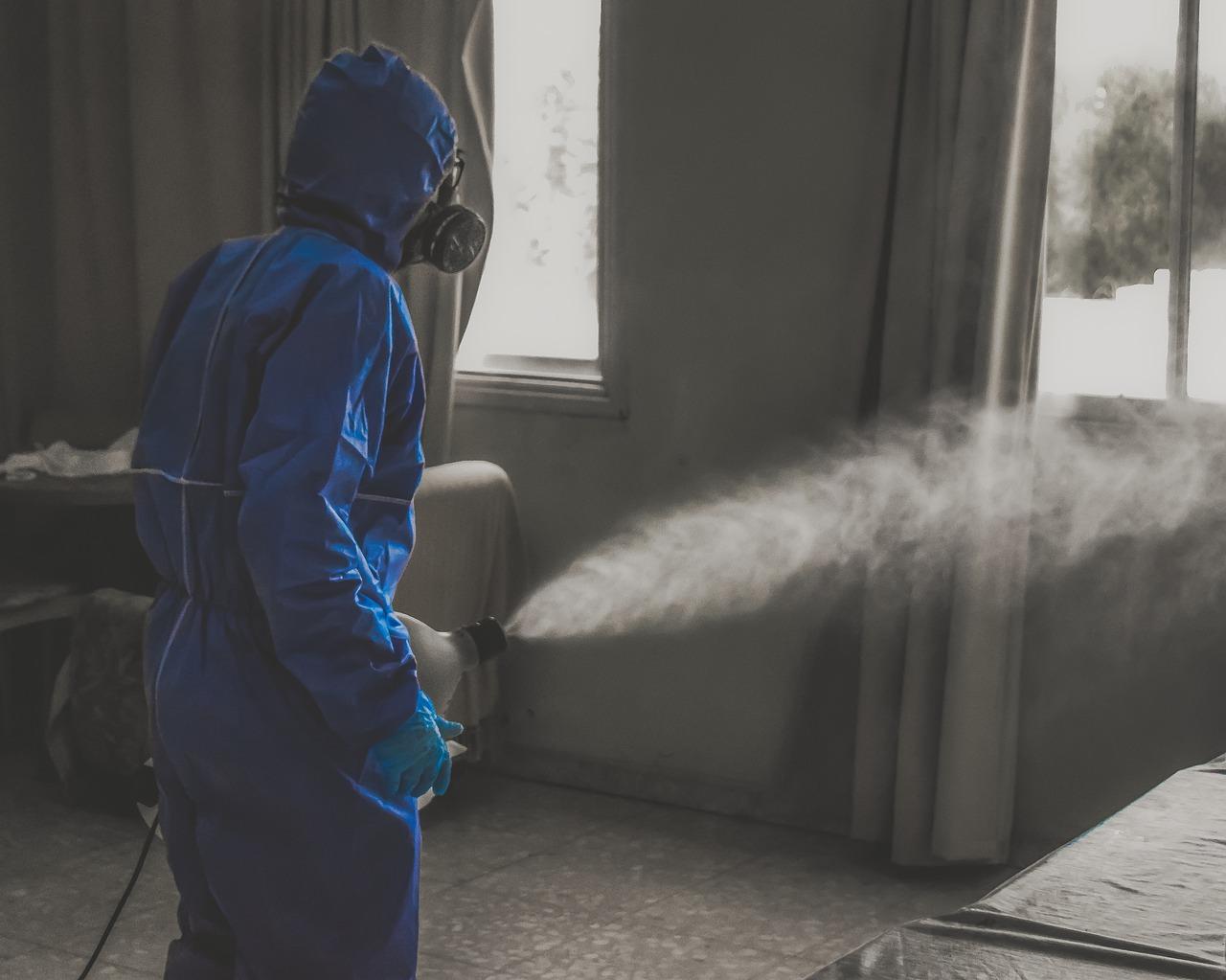 disinfezione sanificazione sterile