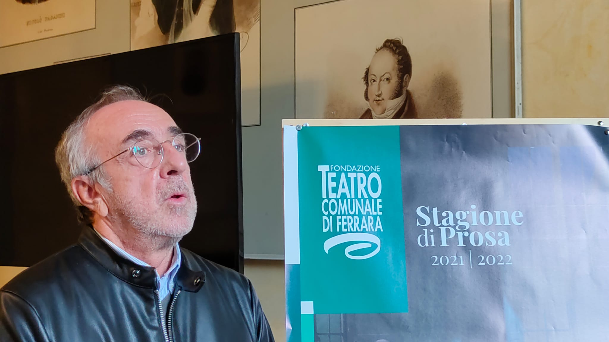 Teatro Comunale Ferrara silvio orlando