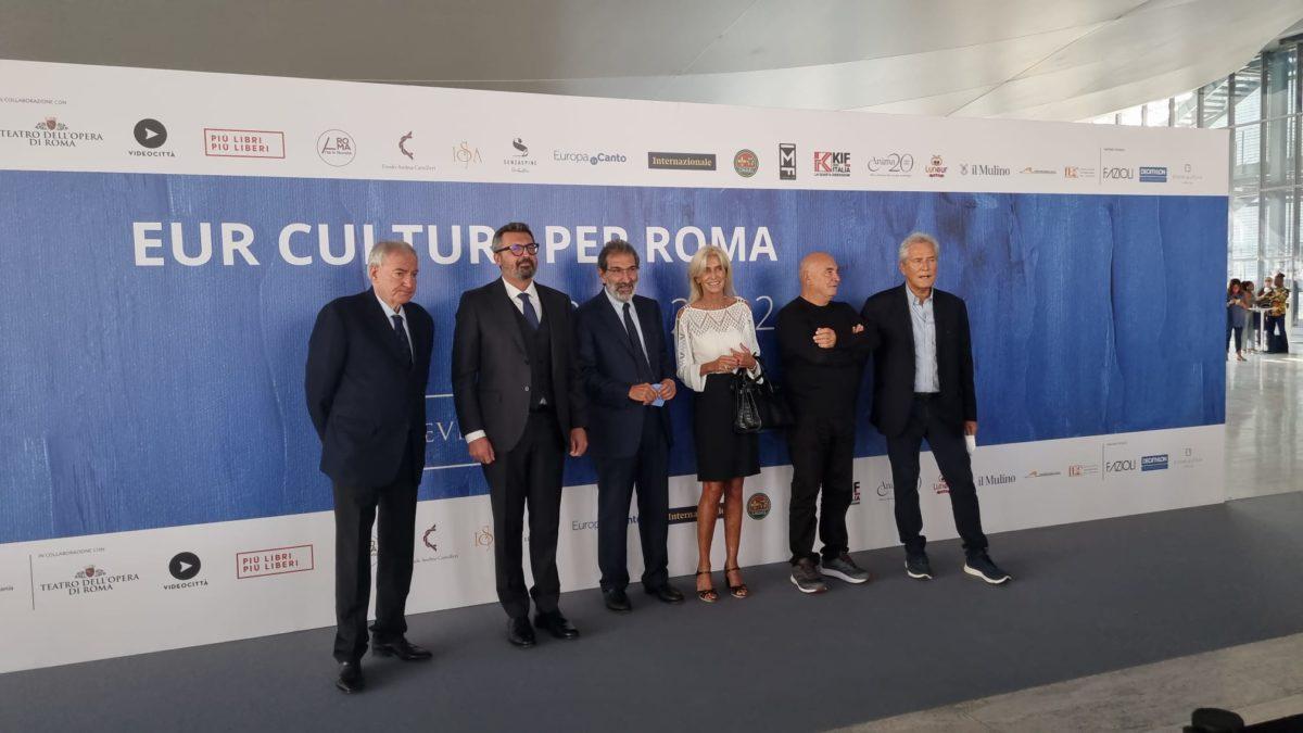 eur culture per roma