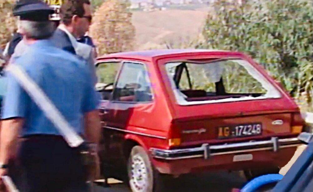 ford fiesta rossa giudice livatino (1)