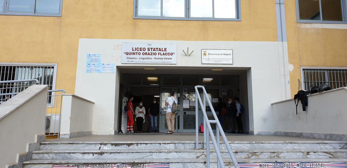 liceo flacco portici