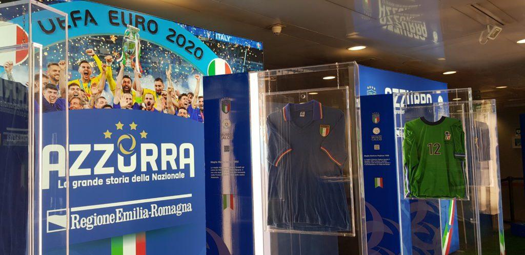 mostra calcio regione emilia-romagna